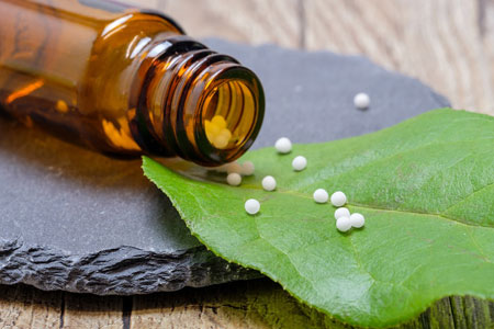 Homeopathy treatment remedies